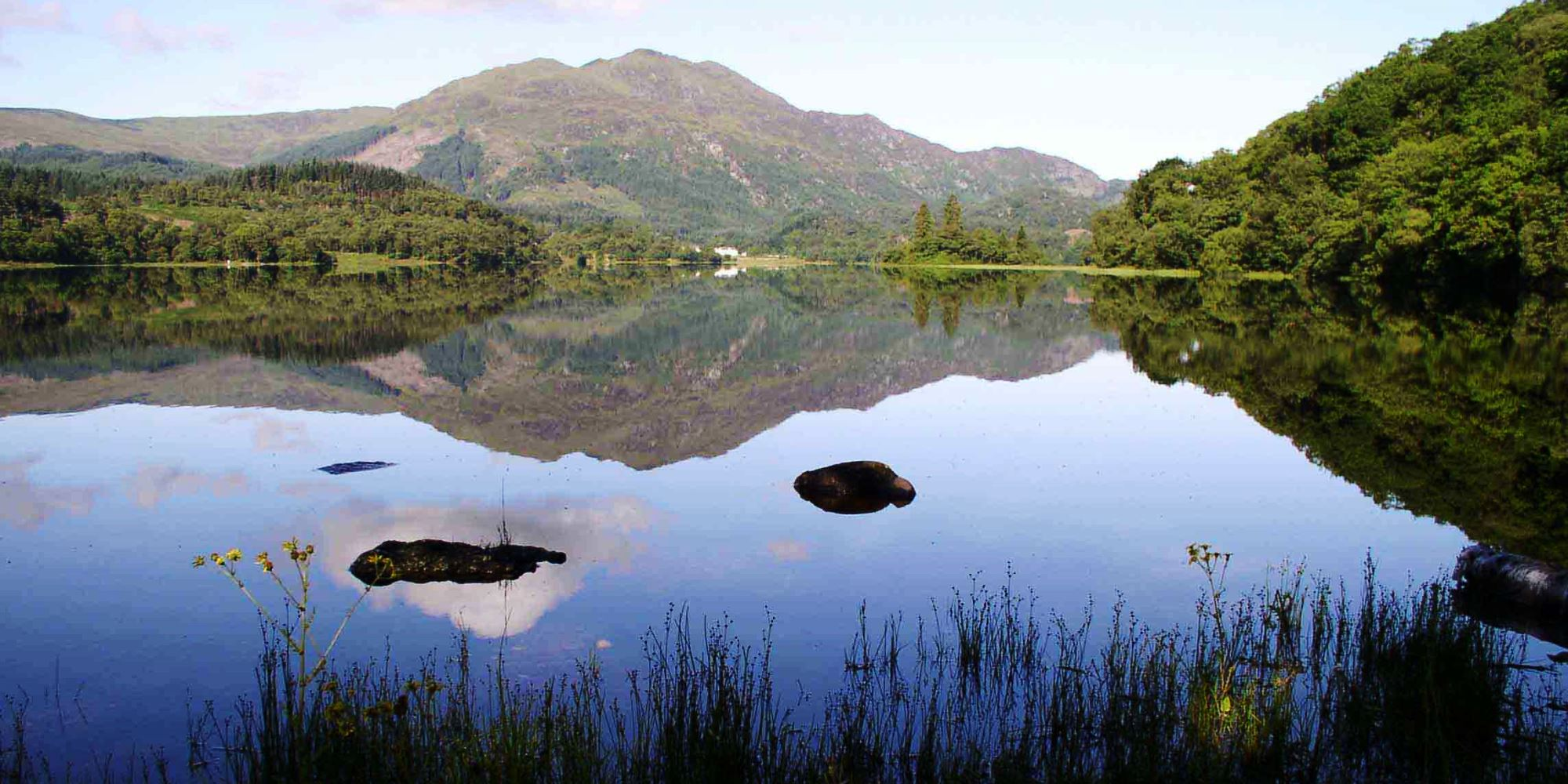 Loch Achray - Loch Lomond and Trossachs